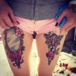 Cute-Thigh-Tattoo-for-Girls-18