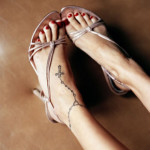 nicole-richie-foot-tattoo