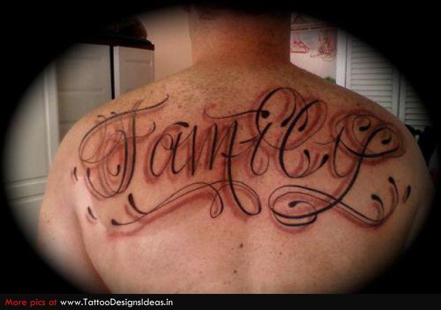 Best Tattoo Fonts Fearless Script Tattoo Fonts