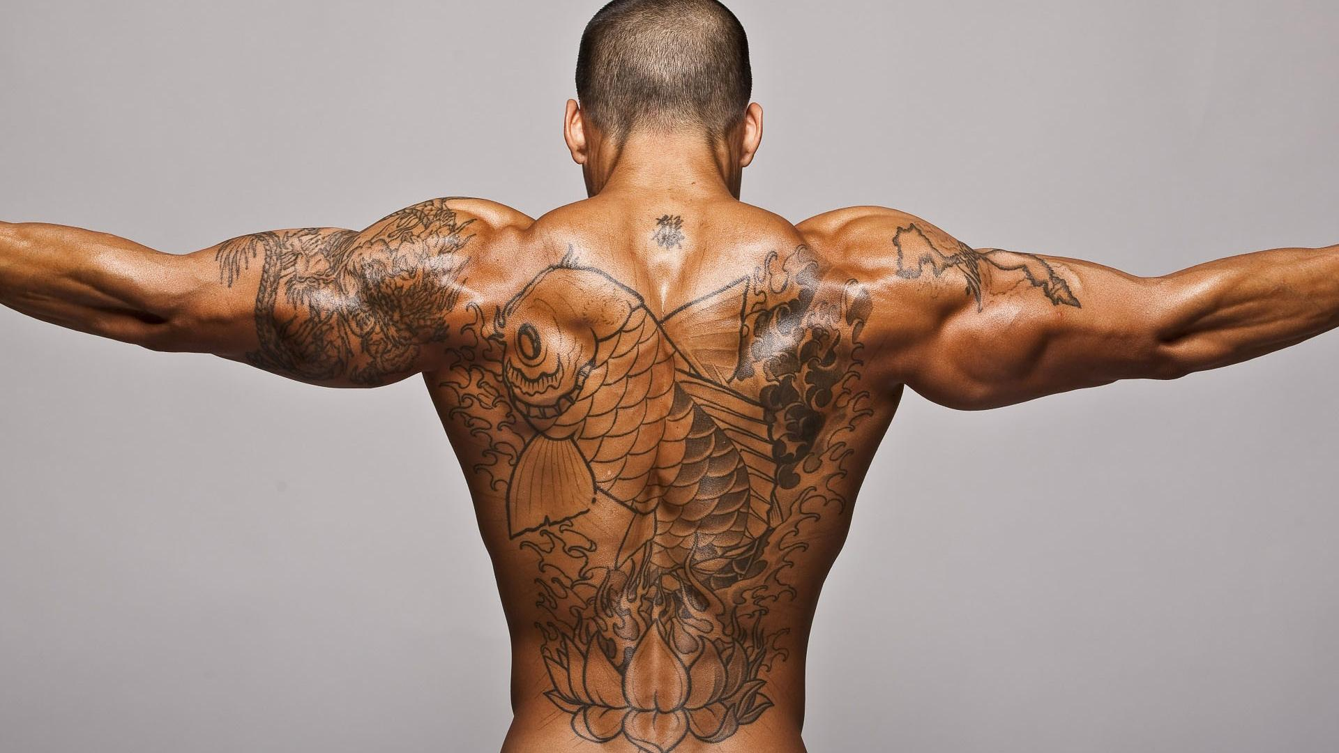 Back Tattoo Designs Wallpaper Tattoo Love