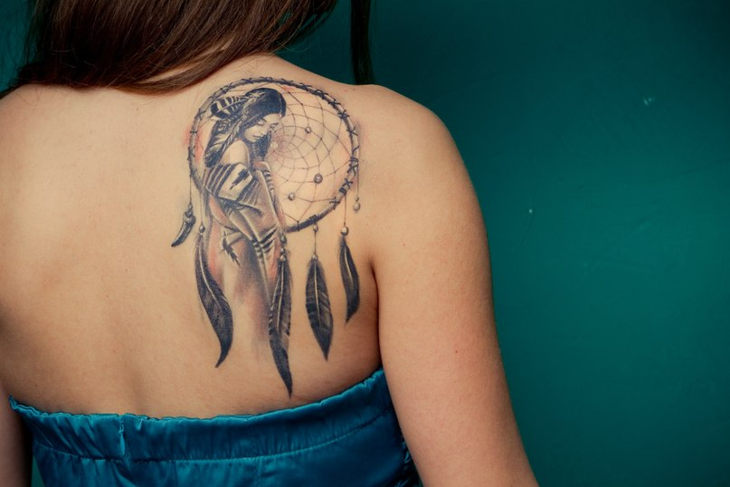 Bird_tattoo_dreamcatcher-tattoos-for-women | Tattoo Love
