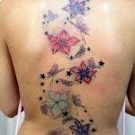 Butterfly_tattoo_flowers