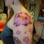 Flower Tattoo Designs For Women Lotus