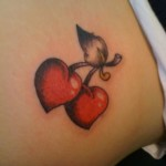 Hearts_tattoo_tattoos-for-women-cherry