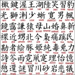 Kanji_tattoo
