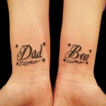 Lettering-Tattoos-names-on-wrist