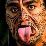 Maori_crazy-face