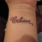 Wrist Tattoos Ideas
