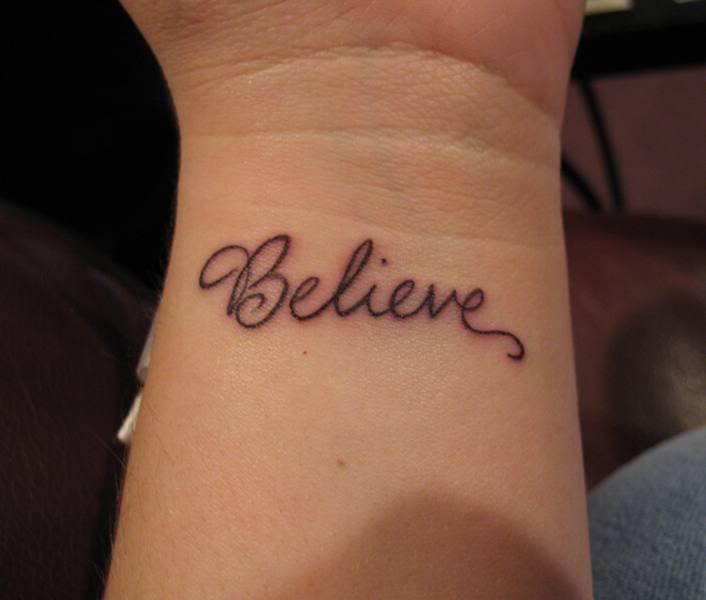 Wrist Tattoos Ideas