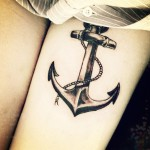 Tattoo-Designs-for-Women-anchor