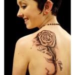 Tattoos Women_life-is-sweet-spanish