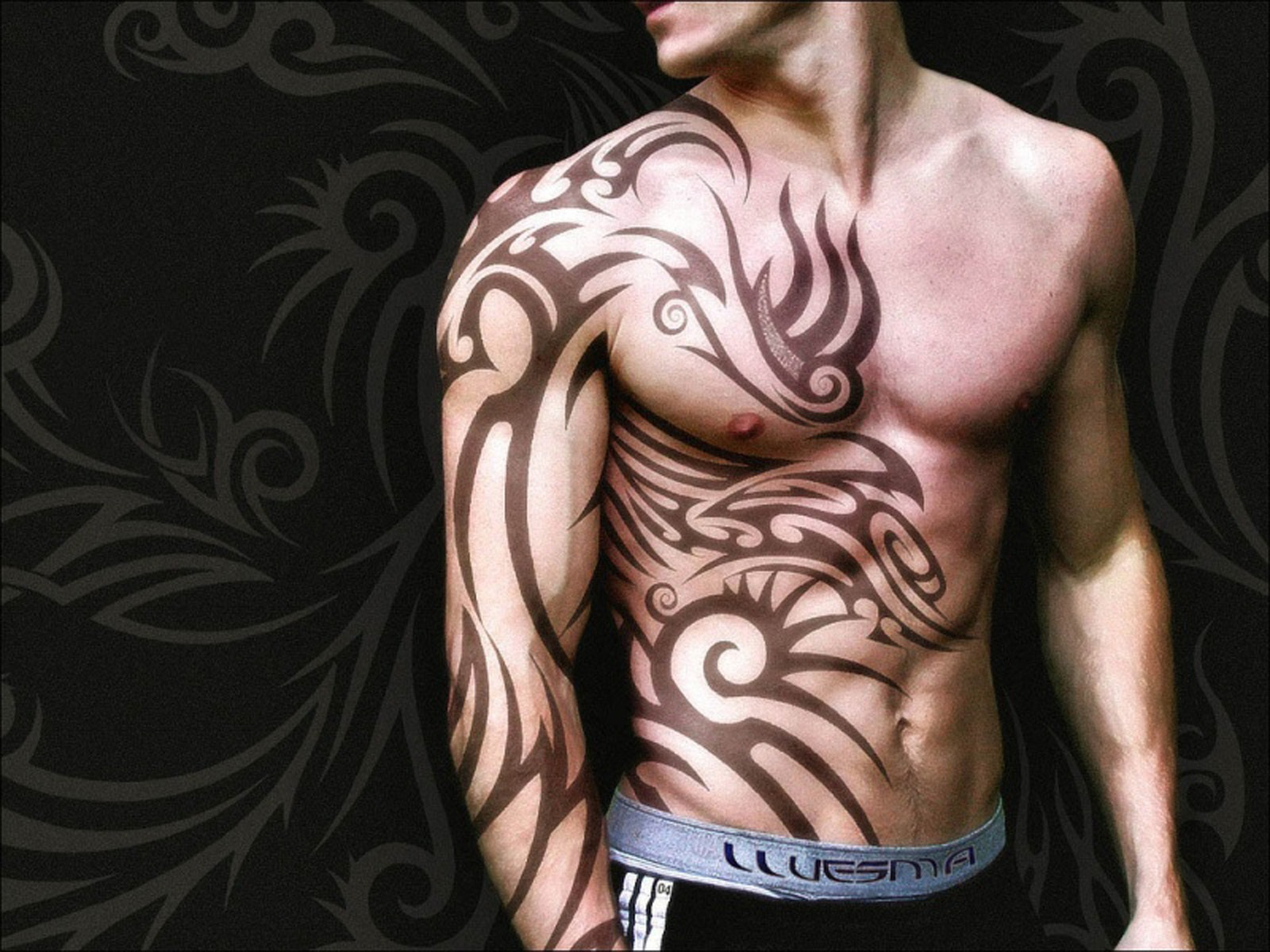 Tribal Tattoos For Men Wallpaper Tattoo Love