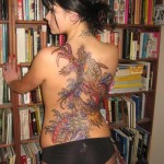 Women-Japanese-Dragon-Tattoo