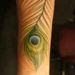Women-peacock-tattoos