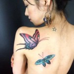 butterfly tattoos beautiful