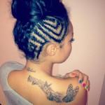 butterfly tattoos blavk grey