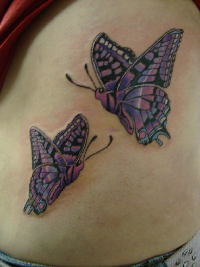 Butterfly tattoos tattoos for women tattoo love for Butterfly tattoos for women