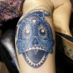 disney tattoos donald duck