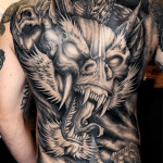 Dragon Tattoo for Men - The great innovation