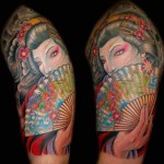 japanese-geisha-shoulder-tattoo