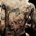 japanese tattoo designs backpiece
