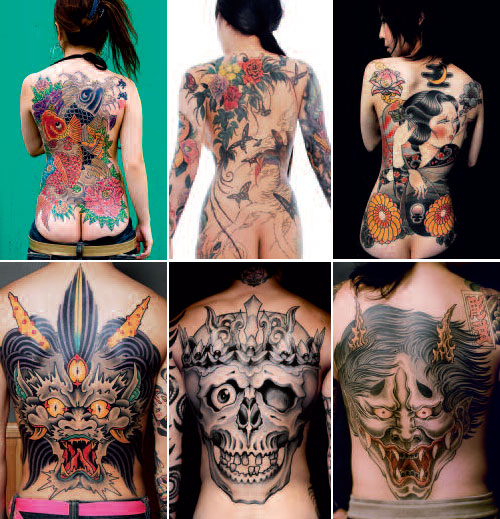 japanese tattoo designs examples tattoo love. Black Bedroom Furniture Sets. Home Design Ideas