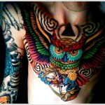 japanese-tattoo-designs-owl