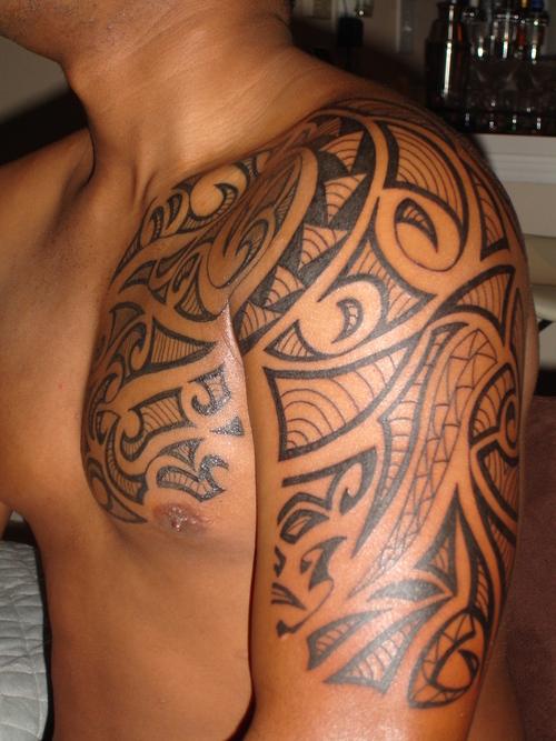 maori tattoo tattoo love. Black Bedroom Furniture Sets. Home Design Ideas