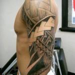 maori tattoos for men