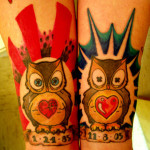matching-owl-tattoos