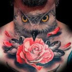 owl-tattoo-throat