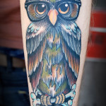 owl-tattoo-with-glasses