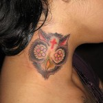 owl-tattoos-neck