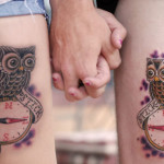 owl-tattoos-on legs