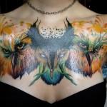 realistic-owl-tattoo