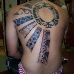 samoan-hawaiian-tiki-and-maori-tattoo-design