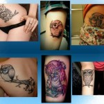 selection-of-owl-tattoos