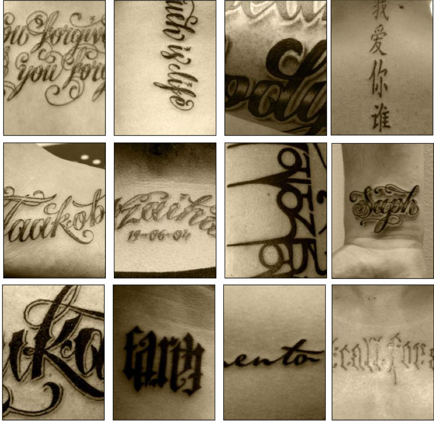 Tattoo letter designs tattoo love for Tattoo ideas for letters