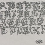 tattoo-lettering___gothic__by_angelthorne90-d3el6jr