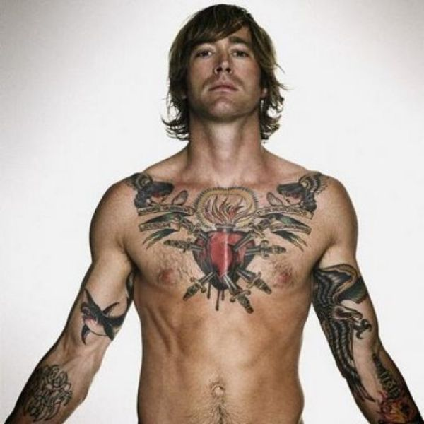 tattoos-for-men-chestpiece | Tattoo Love