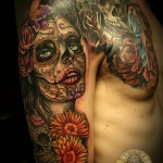 tattoos-for-men-gypsy-girl