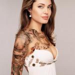Celebrity Tattoo| Women Celebrity Tattoo