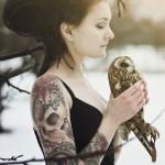 tattoos-for-women-owl