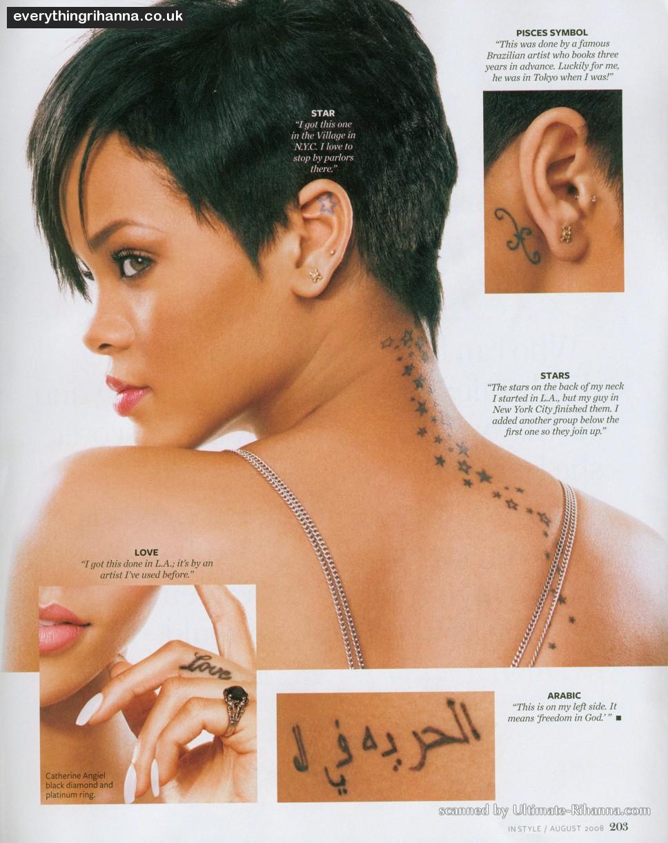 4a92a8f64 tattoos-for-women-rihanna   Tattoo Love