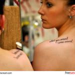 text-tattoo
