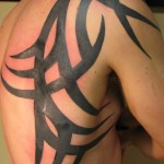 tribal-back-shoulder-tattoo-for-men