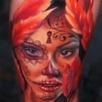 women-face-tattoos-gypsy
