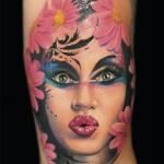 women-face-tattoos-portrait