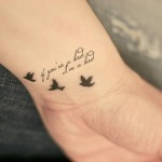 wrist-birds