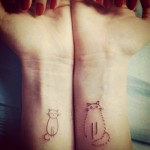 wrist-cat-ink